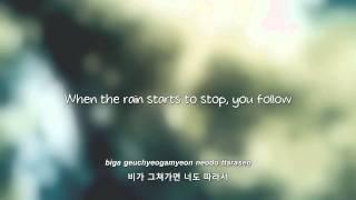 getlinkyoutube.com-BEAST- 비가 오는 날엔 (On Rainy Days) lyrics [Eng. | Rom. | Han.]
