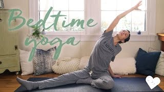 Yoga For Bedtime - 20 Minute Practice