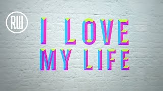 getlinkyoutube.com-Robbie Williams   Love My Life - Lyric Video
