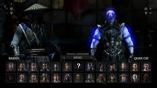 getlinkyoutube.com-Mortal Kombat X: Raiden vs Quan Chi Gameplay PT/BR (DUBLADO) PS4