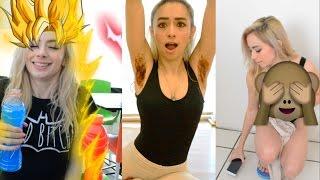 getlinkyoutube.com-NUNCA hagas esto antes de ir a tus clases de Elasticidad o Ballet / (Dani Zilli)