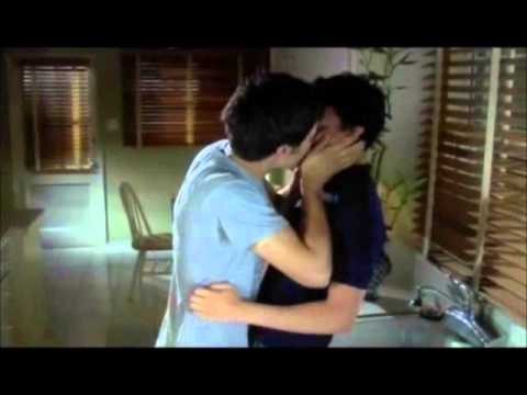 Men Kissing Men in Gay Themed Films06