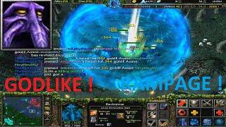 getlinkyoutube.com-DotA 6 83d  - Faceless Void GODLIKE (RAMPAGEEE) !