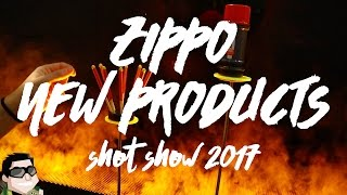 getlinkyoutube.com-Zippo Releases Survival Products at Shot Show 2017
