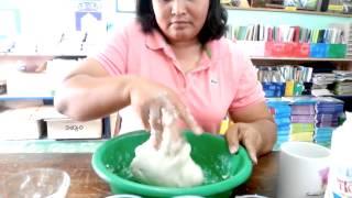 getlinkyoutube.com-DIY  วิธีการทำแป้งโดว์ง่ายๆๆ ด้วยตัวเอง  ( play dough)