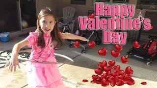 getlinkyoutube.com-Happy Valentine's Day!!! Hula Hooping & Box Decorating with Jillian