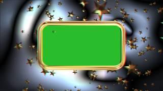 getlinkyoutube.com-4K 3D Anaglyph TV Green Screen Full Of Stars Animation