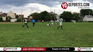 Tuxpan vs. Industria Liga Victoria Ejidal
