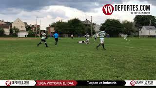 Tuxpan vs. Industria Liga Victoria Ejidal