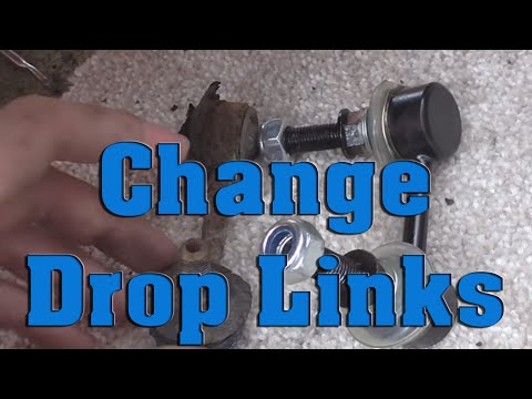 Replace your Knackered Anti Roll Bar Links