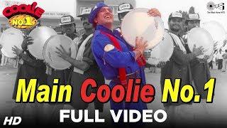 Main Coolie No 1   Title Song    Kumar Sanu   Govinda