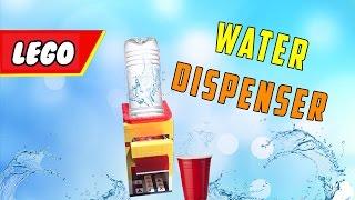 getlinkyoutube.com-LEGO Water Dispenser V1 'Cool'