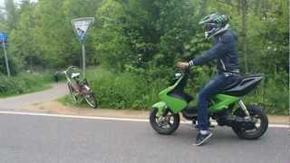 getlinkyoutube.com-70cc green aerox (auto wheely)