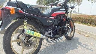 getlinkyoutube.com-★RPM67レーシングサウンド Z400GP