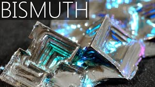 getlinkyoutube.com-How to Make Bismuth Crystals