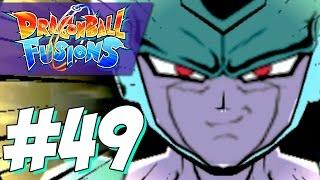 getlinkyoutube.com-OBTAINING SUPER SAIYAN & FACING AGAINST META COOLER!   Dragon Ball Fusions (PART #49)