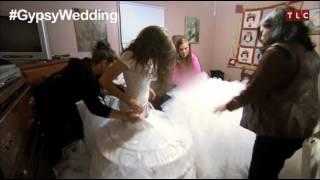 The Dress | My Big Fat American Gypsy Wedding