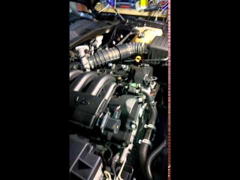 Где в Chrysler Chrysler термостат