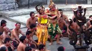 getlinkyoutube.com-Kecak dance uluwatu