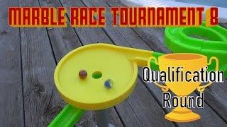 getlinkyoutube.com-Marble Race Tournament 8! (Qualification Round)