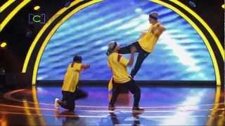 Colombia Tiene Talento: Fusion crew