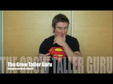 Believe in Growing Taller ! Motivational / Inspirational Video! GTG!