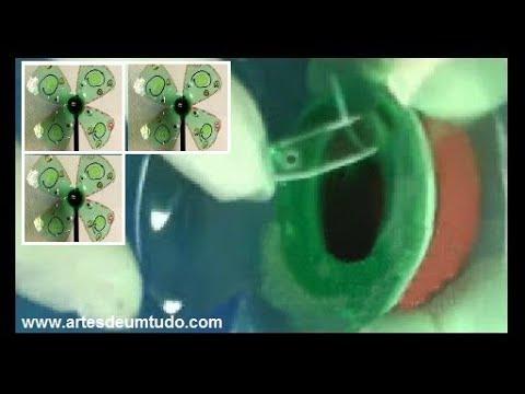 Como Fazer Cata-Vento de Garrafa Plástica #3