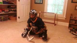 2013 knee hockey all star game shootout