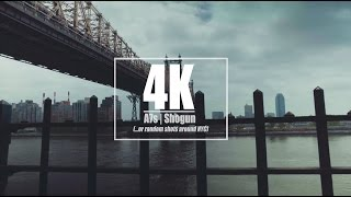 NYC in 4K with A7s & Shogun