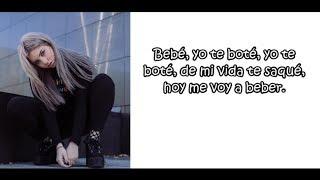 Te Boté - Karen Méndez & Juacko (Remix) (Cover) [Letra] | HeitMusic19 width=