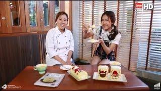 getlinkyoutube.com-[TV] Asian Highlight - เนสท์AF9 ทำโรลเค้กแฟนซี