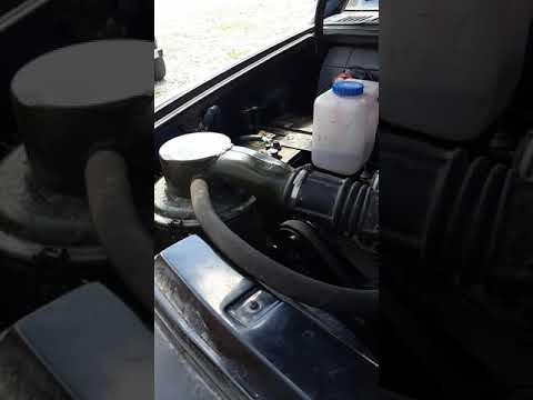 Установка нештатного компрессора кондиционера в УАЗ ПАТРИОТ КАРГО