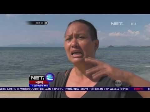 Menikmati Pagi di Pantai Gili Gede Sekotong Lombok - NET12