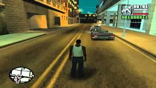 getlinkyoutube.com-كلمات سر لعبة GTA SA 2013