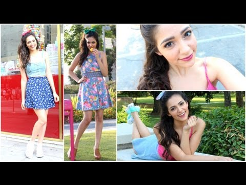 Ariana Grande Hair, Makeup, & Outfit! (Celeb Style)