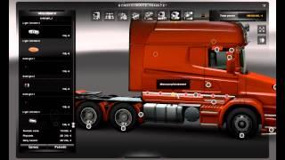 getlinkyoutube.com-Euro Truck Simulator 2 Scania T730  + Nice Tuning