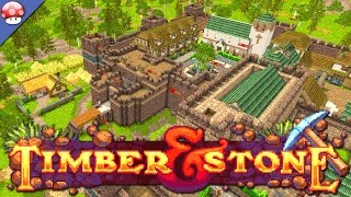 getlinkyoutube.com-Timber and Stone Gameplay PC HD [60FPS/1080p] [Early Access]