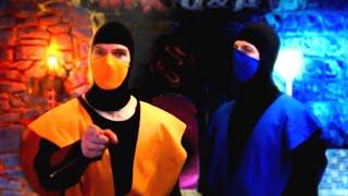 Real Mortal Kombat: MK Q&A 2 - Enter Kahn!