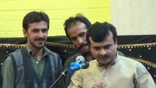 Khuda Ne Muntakhib Kar Ke  | Zakir Qazi Waseem Abbas | 28th July 2015 | London, UK