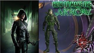 getlinkyoutube.com-DC Universe Online - How To Make The Arrow (Green Arrow From The Arrow Tv Show)