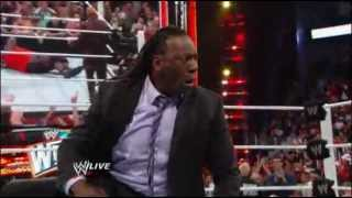 getlinkyoutube.com-Booker T saves Teddy Long from Mark Henry and joins Team Teddy at Wrestlemania!