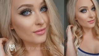 getlinkyoutube.com-ANASTASIA BEVERLY HILLS DIPBROW POMADE EYEBROW TUTORIAL FOR BLONDES