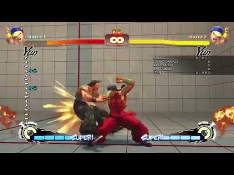 Ultra Street Fighter 4 (Yun Unblockable)