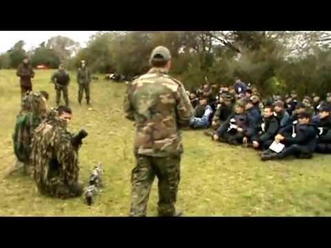 G.S.C. - Capacitación Patrullaje Rural P.E.R.- Rural Patrol Training P.E.R.