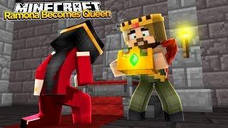 getlinkyoutube.com-Minecraft - Little Kelly : RAMONA BECOMES QUEEN!