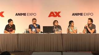 Why Rooster Teeth Is Breaking Up With Youtube [ AX 2018 Panel ]