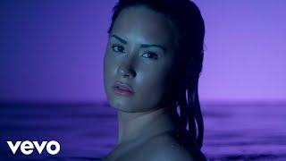 getlinkyoutube.com-Demi Lovato - Neon Lights (Official)