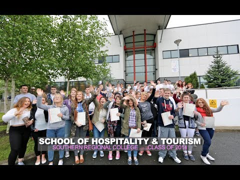 SCHOOL OF HOSPITALITY AND TOURISM  CLASS OF 2014 (SRC)