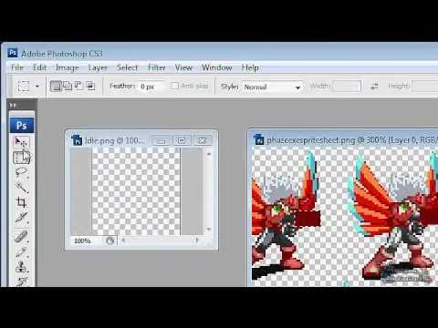 Timaeus's Visual Custom Sprite Sheet Importing Guide