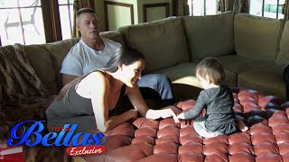 Nikki's engagement ring impresses JJ's daughter Vivienne | Total Bellas Exclusive